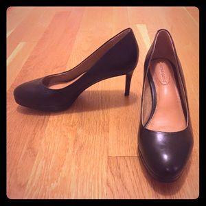 EUC 3 inch Corso Como Leather heels
